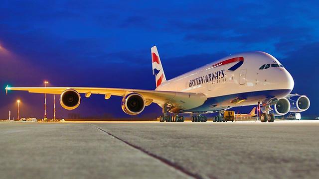 British Aiways Boeing 787 Dreamliner (Photo: British Airways)