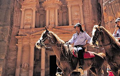 Petra, Jordan (Efi Sharir)