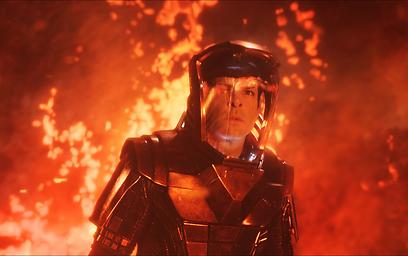 זאקרי קווינטו כספוק (צילום: מתוך הסרט) (צילום: מתוך הסרט)