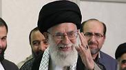 צילום: FP PHOTO / HO / KHAMENEI.IR