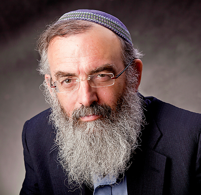 Rabbi David Stav. 'Human sexuality is an issue which is a central part of who we are as religious Jews' (Photo: Reuven Kapuchinsky)