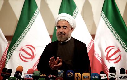 Incoming Iranian President Hassan Rohani (Photo: AFP)