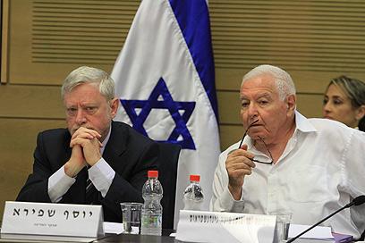דיון בוועדה לביקורת המדינה (צילום: גיל יוחנן) (צילום: גיל יוחנן)