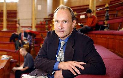 טים ברנרס לי (צילום: איי פי) (צילום: איי פי)