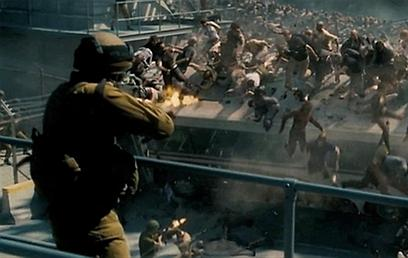 """לירות כדי להרוג - את המתים. חייל צה""""ל ב""""מלחמת העולם Z"""" ()"""