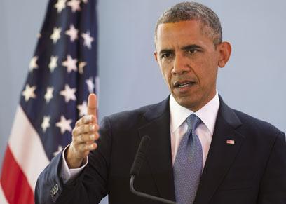הממשל הורה לחברות למסור לו פרטים אישיים של לקוחות. אובמה (צילום: AFP) (צילום: AFP)