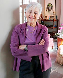 אישה עם חזון. לין שוסטרמן
