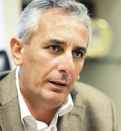 ראש העירייה יהודה בן-חמו (צילום: יוגב עמרני)