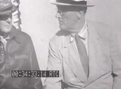 חלה בפוליו בשנת 1921 בגיל 39. רוזוולט (צילום: AP) (צילום: AP)