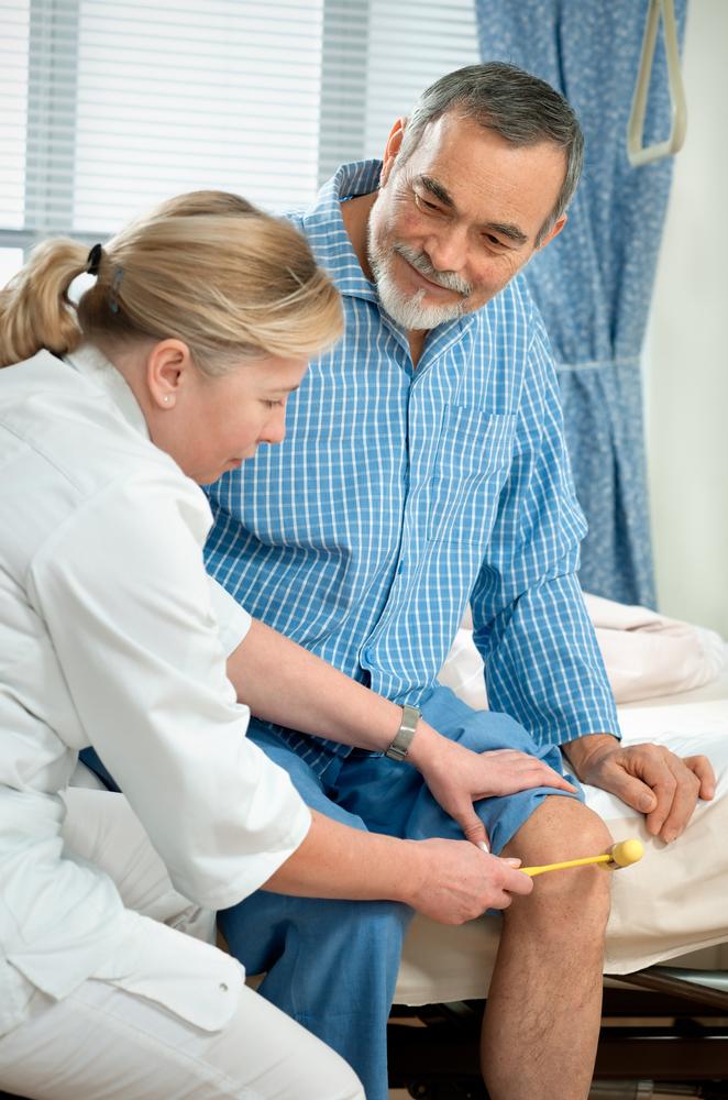 רוב כאבי הברכיים יחלפו מעצמם תוך מספר שבועות  (צילום: shutterstock) (צילום: shutterstock)