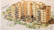 הדמיה: משרד אדריכלים אסא יוסף