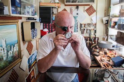 ראובן קירשנר (צילום: אבישג שאר-ישוב) (צילום: אבישג שאר-ישוב)