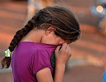 """בבית של הילדה הנחמדה הזו, אין איבר כזה """"שד"""". אין לו שם (צילום: AFP) (צילום: AFP)"""