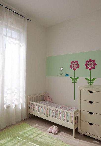 חדר ילדים נוסף (צילום: עמית גירון) (צילום: עמית גירון)