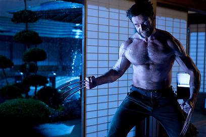 האופי הפראי של וולברין מתפרץ שוב (צילום: מתוך הסרט) (צילום: מתוך הסרט)