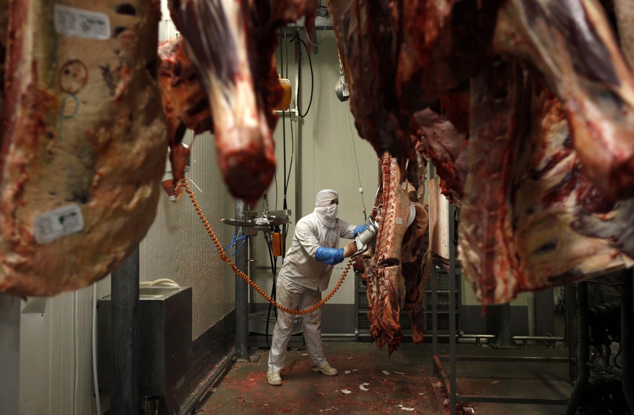 Slaughterhouse (Illustration) (Photo: Reuters)