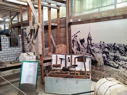 להכיר את סיפור חלוצי העמק. המוזיאון לראשית ההתיישבות בעמק  (צילום: זיו ריינשטיין)