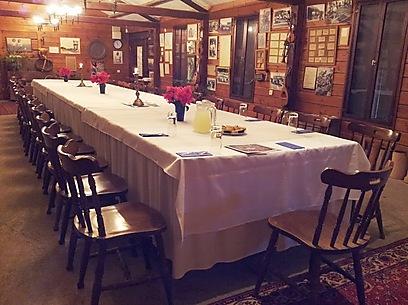 הלול הישן הפך למקום היסטורי ומסעדה. הצריף בנהלל  (צילום: זיו ריינשטיין)