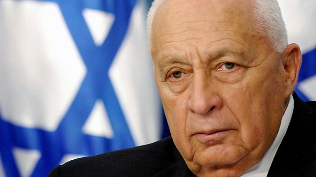 Ariel Sharon. 'When Dad created Kadima I followed him, but Likud is the place for me' (Photo: Dan Balilty)