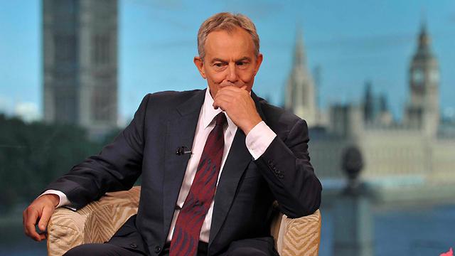 Former British Prime Minister Tony Blair. (Photo: Reuters) (Photo: Reuters)