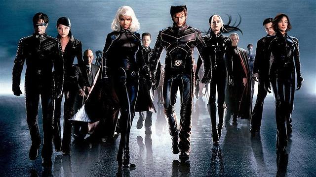 """וולברין והחברים ב""""אקס-מן 2"""" ()"""