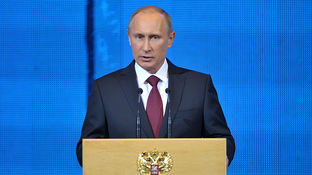 Putin. Politely refused offer (Photo: AP)