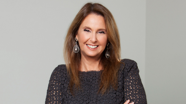 Shari Arison. One of 17 Israeli billionaires.