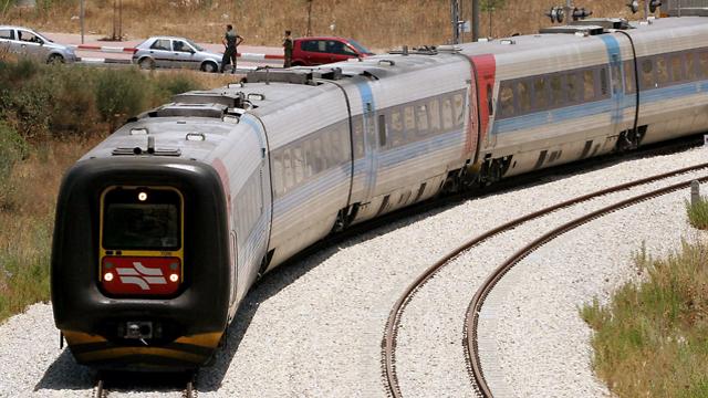 מערך הרכבות מושבת - אין תאריך לתחילת פעילות (צילום: אלכס קולומויסקי) (צילום: אלכס קולומויסקי)