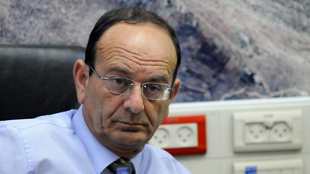 Karmiel Mayor Adi Eldar announced his retirement after 30 years (Photo: Doron Golan)