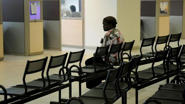לשכת התעסוקה (צילום: ירון ברנר ) (צילום: ירון ברנר )