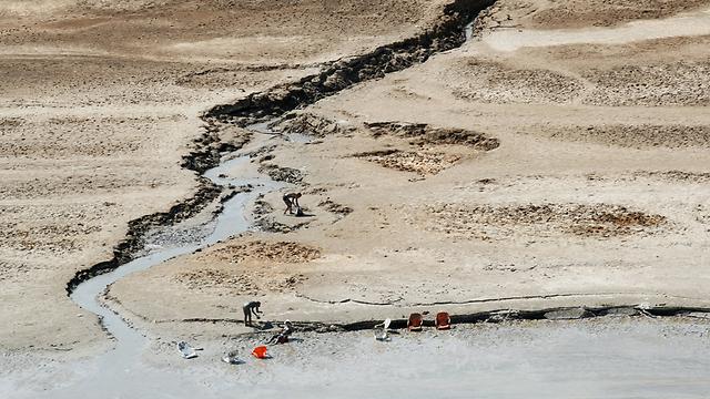 Dead Sea (Photo: Tomriko)