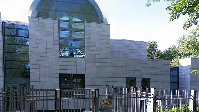 Iranian embassy in Berlin