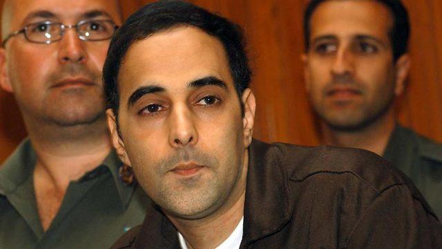 Yigal Amir in 2005 (Photo: Gil Yohanon) (Photo: Gil Yochanon)