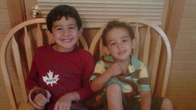 שני הילדים שמתו ()