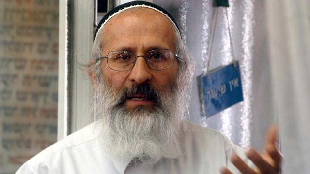 Rabbi Shlomo Aviner (Photo: Gil Yohanan)