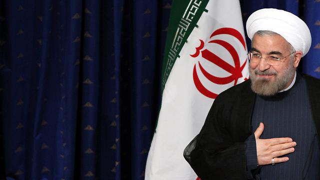 Hassan Rohani (Photo: EPA) (Photo: EPA)