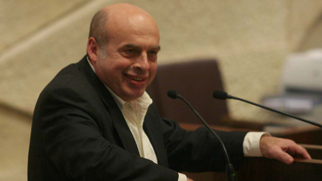 Natan Sharansky (Photo: Gil Yohanan)