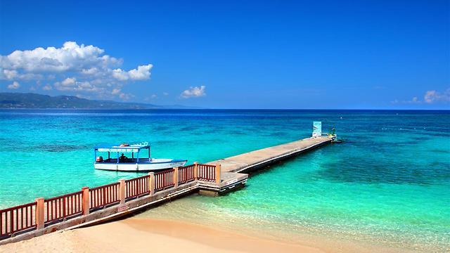 עדיין במצב בראשיתי. מפרץ מונטגו בג'מייקה (צילום: shutterstock) (צילום: shutterstock)