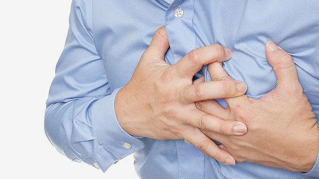 פחות התקפי לב בקרב צמחונים (צילום: shutterstock ) (צילום: shutterstock )