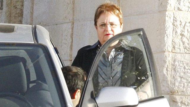 פנתה באופן פרטי לנשיא פרס. גילה קצב (צילום: גדי קבלו) (צילום: גדי קבלו)