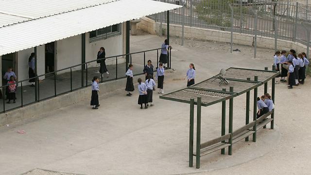 """בית ספר חרדי, ארכיון. רק 81 מוסדות חינוך הסכימו להשתתף בבחינת המיצ""""ב (צילום: דודי ועקנין) (צילום: דודי ועקנין)"""