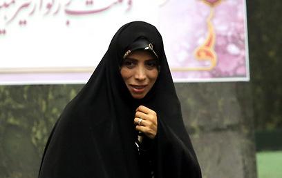 Dr. Elham Aminzadeh set to be Iran's first female VP (Photo: EPA) (Photo: EPA)