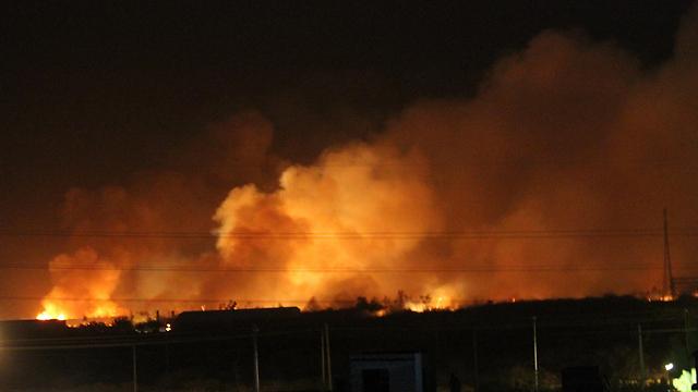 סודן טענה שישראל הפציצה את מפעל הנשק בשטחה (צילום: EPA) (צילום: EPA)