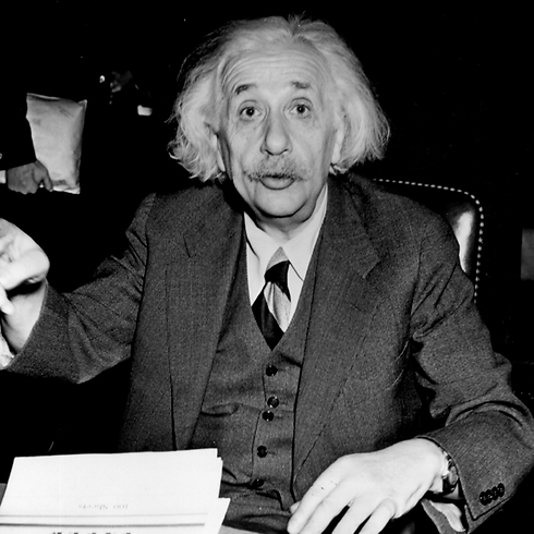 What makes Einstein so special? 'He takes a collection of facts and creates a new story out of them, which changes the way we look at the world' (Photo: Gettyimages)