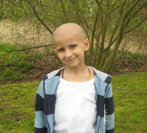 """נכנע למחלת הסרטן. אייל גזית ז""""ל ()"""