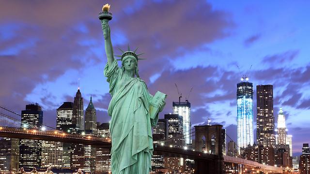 ארץ האפשרויות הבלתי מוגבלות, היא כבר לא אותה אמריקה (צילום: Sutterstock) (צילום: Sutterstock)