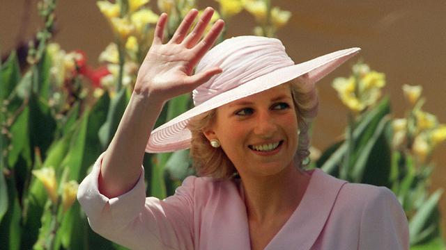 הנסיכה המנוחה דיאנה, אמו של וויליאם שנהרגה לפני 18 שנה (צילום: AFP) (צילום: AFP)