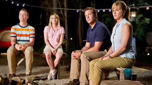 """אמא, אבא, אח ואחות. משפחה מפוברקת ב""""אנחנו המילרים"""""""
