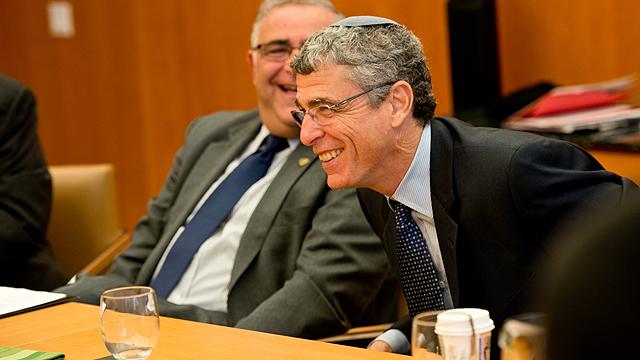 Rabbi Rick Jacobs, president of the Union for Reform Judaism (Photo: Noam Galai)