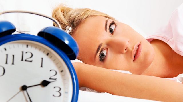 העור זוכר אם לא ישנתם בלילה. הפרעות שינה (צילום: shutterstock)